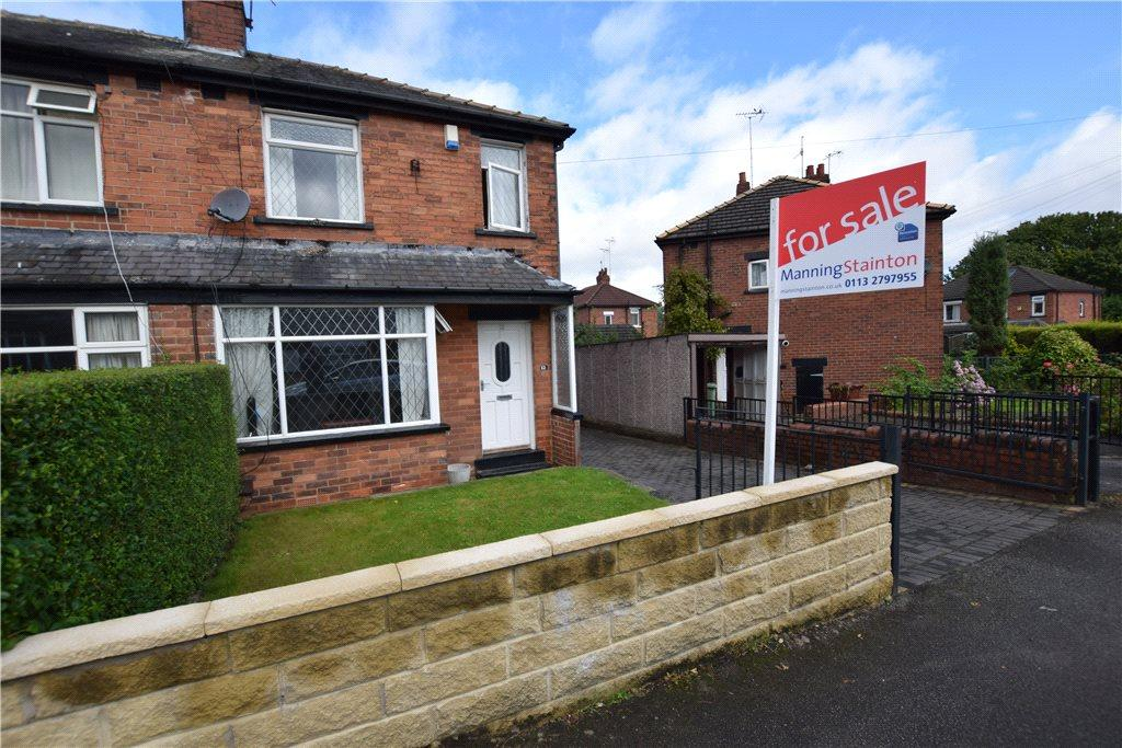 2 Bedrooms Semi Detached House for sale in Kirkdale Crescent, Leeds, West Yorkshire