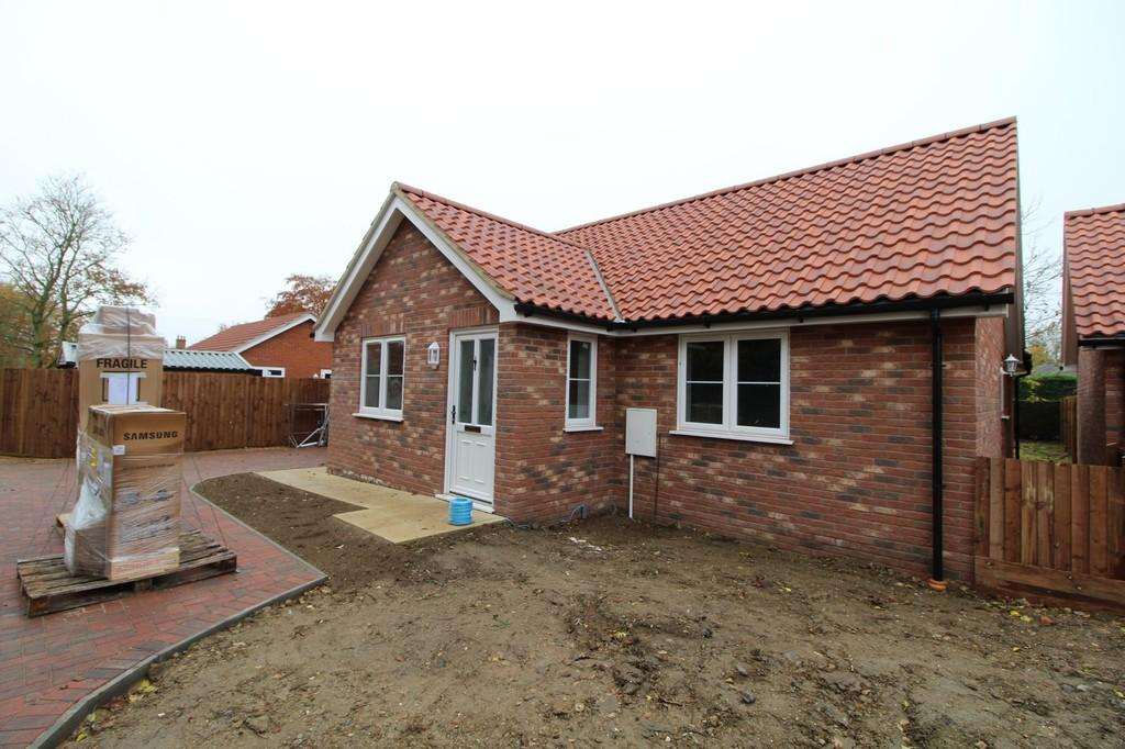 2 Bedrooms Detached Bungalow for sale in Worlingworth, Suffolk