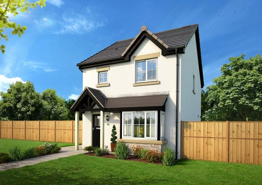 3 Bedrooms Detached House for sale in Plot 2, The Dalton, Blenkett View