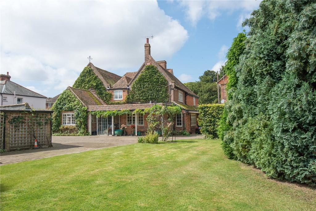 4 Bedrooms Detached House for sale in High Street, Wingham, Canterbury, Kent