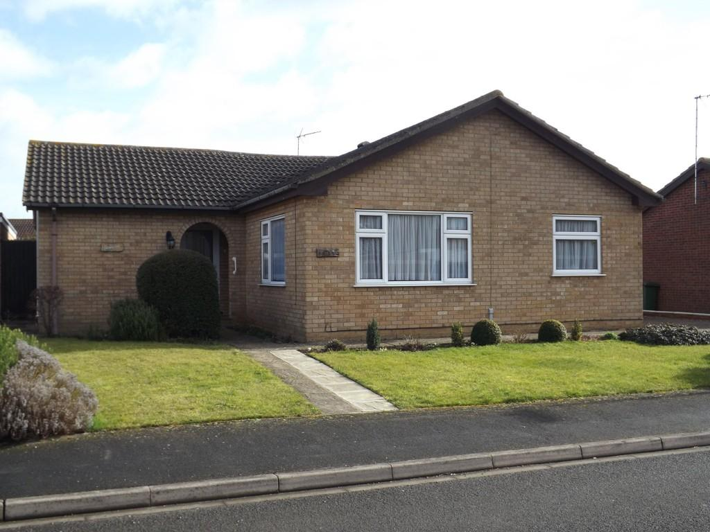 3 Bedrooms Detached Bungalow for sale in Hunters Chase, March