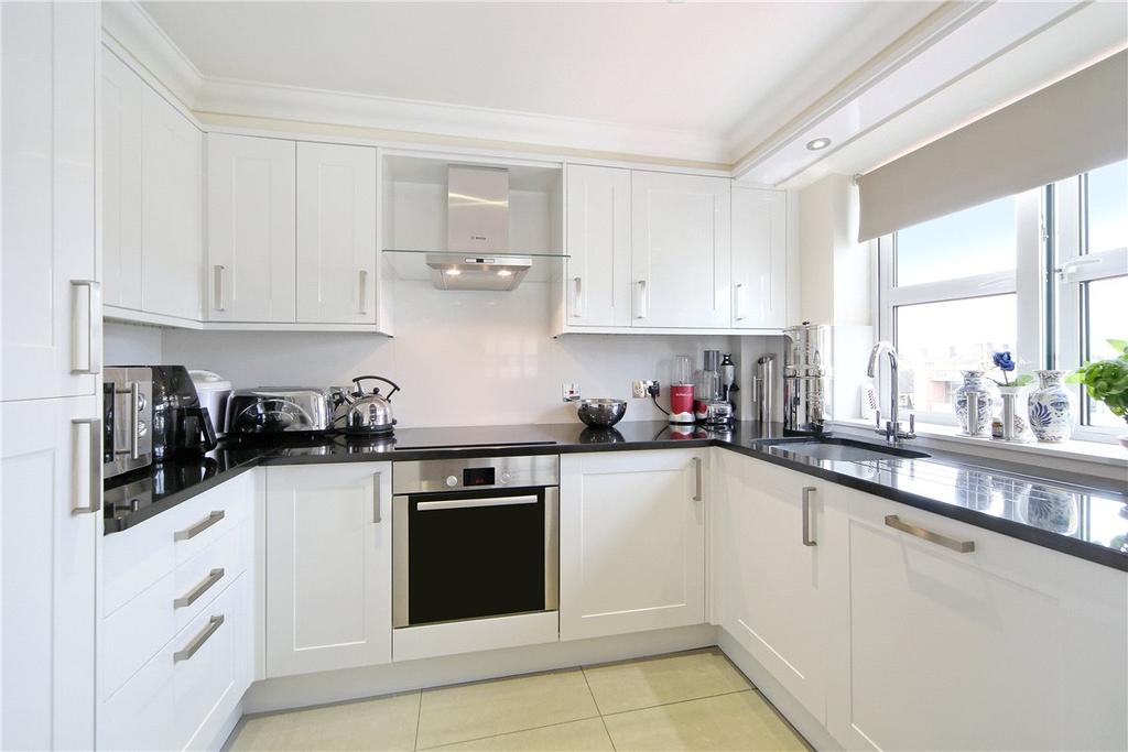 2 Bedrooms Apartment Flat for sale in Belvedere Heights, 199 Lisson Grove, London, NW8