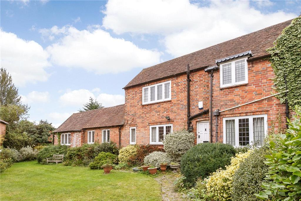 3 Bedrooms Semi Detached House for sale in The Street, Aldermaston, Reading, Berkshire, RG7