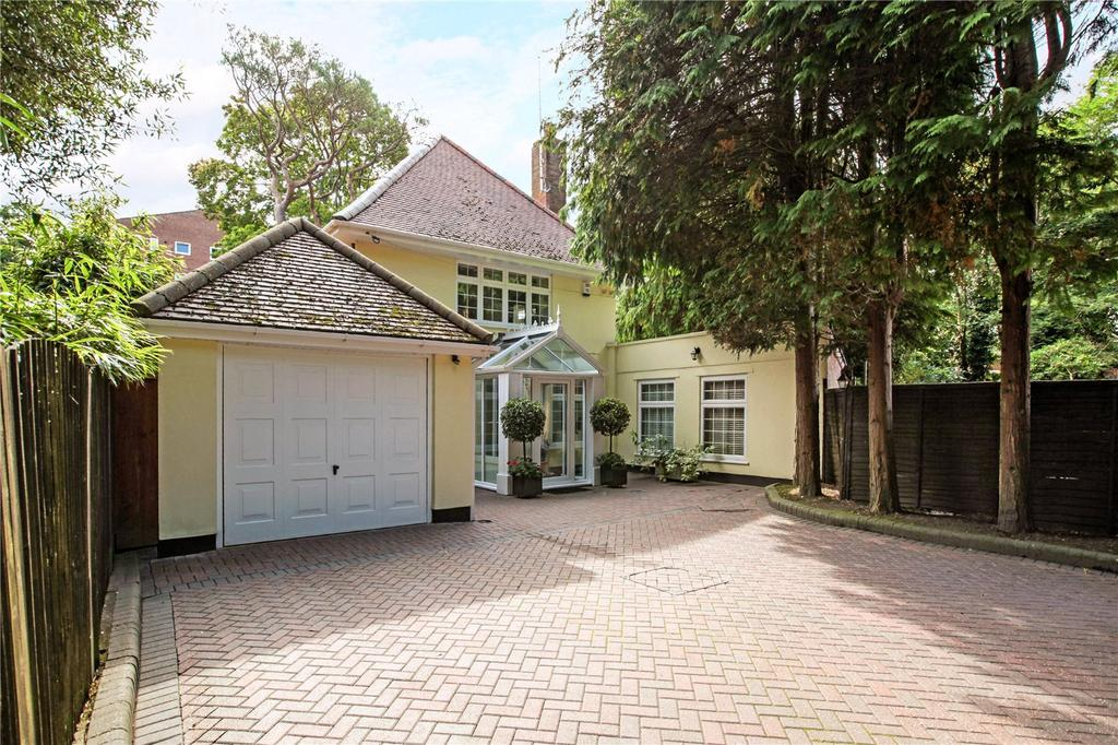 4 Bedrooms Detached House for sale in Burton Road, Branksome Park, Poole, Dorset, BH13