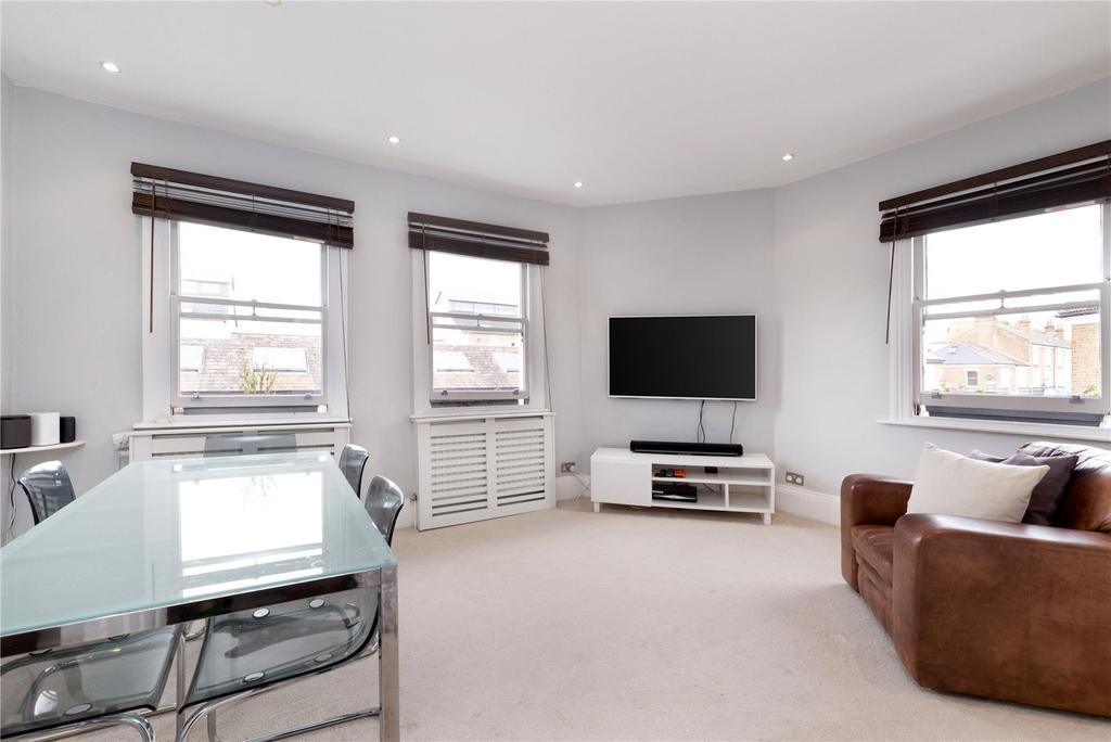 2 Bedrooms Flat for sale in Webb's Road, London, SW11