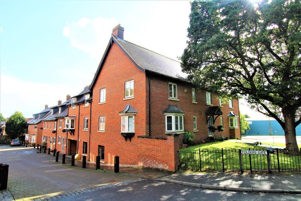 2 Bedrooms Apartment Flat for sale in Folders Gate, Ampthill, Bedfordshire, MK45 2UN