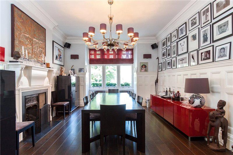 6 Bedrooms Terraced House for sale in Earl's Court Square, London, SW5