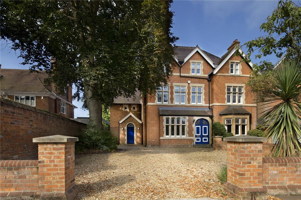 5 Bedrooms Semi Detached House for sale in Banbury Road, Oxford, OX2