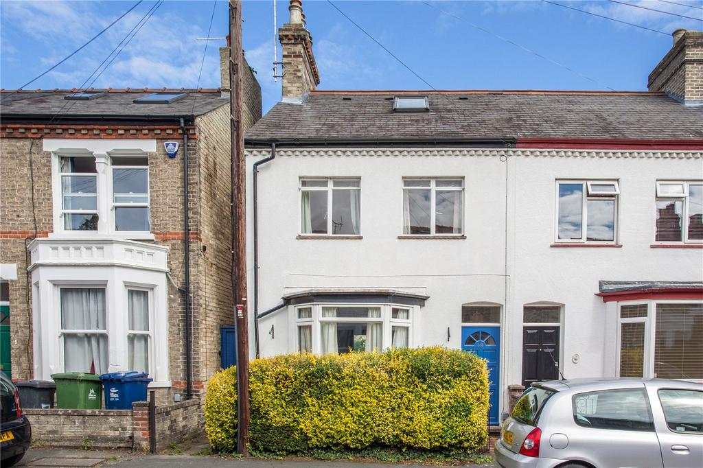 3 Bedrooms Semi Detached House for sale in Marshall Road, Cambridge, CB1
