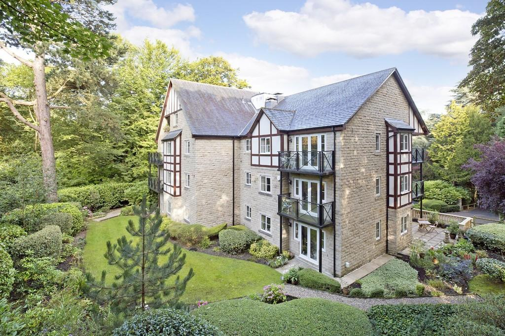 2 Bedrooms Apartment Flat for sale in Beechwood, Clifton Road, Ilkley