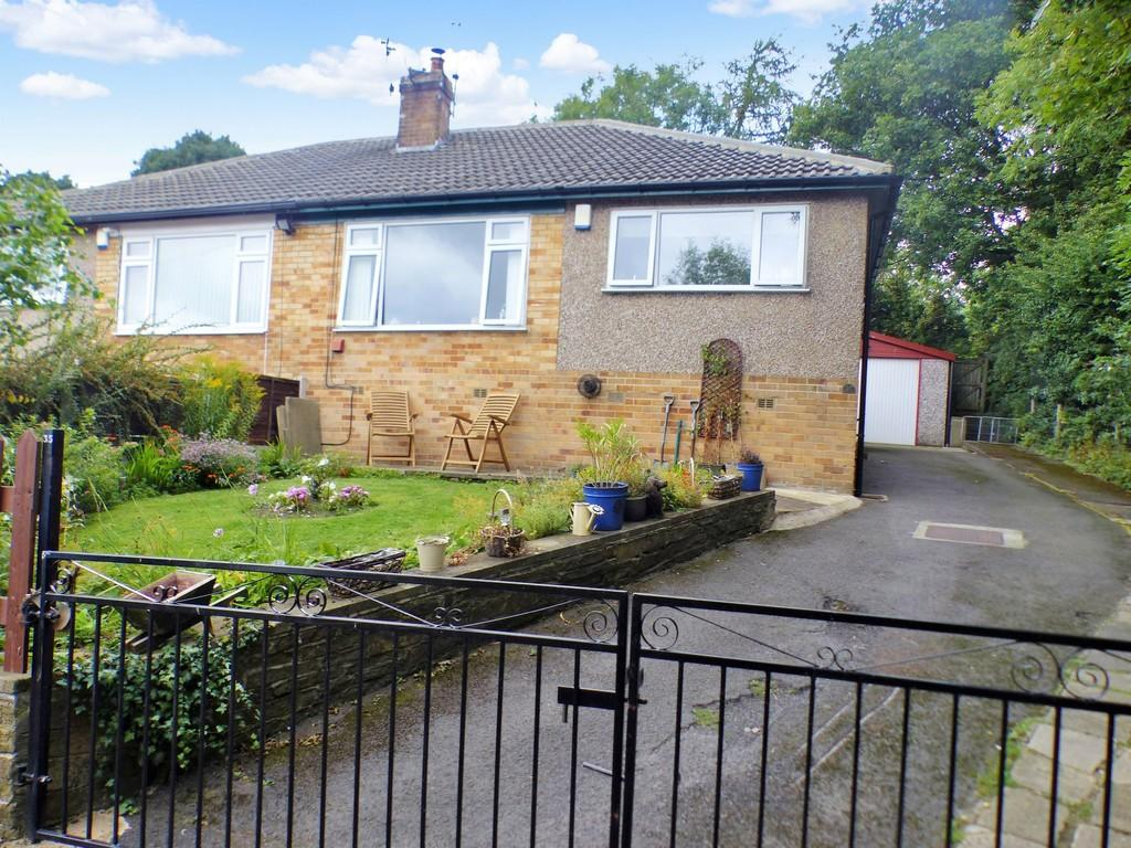 2 Bedrooms Semi Detached Bungalow for sale in Southfield Avenue, Riddlesden