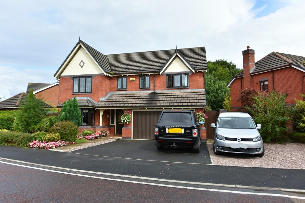 4 Bedrooms Detached House for sale in Meadoway, Tarleton