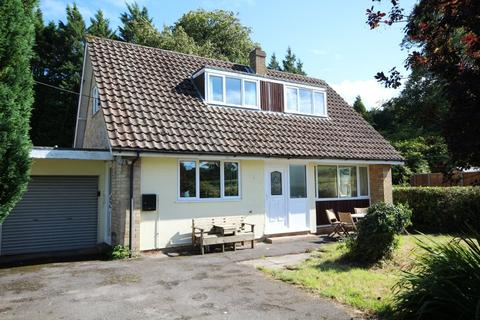 3 bedroom detached house for sale - A secluded location in the village of East Harptree
