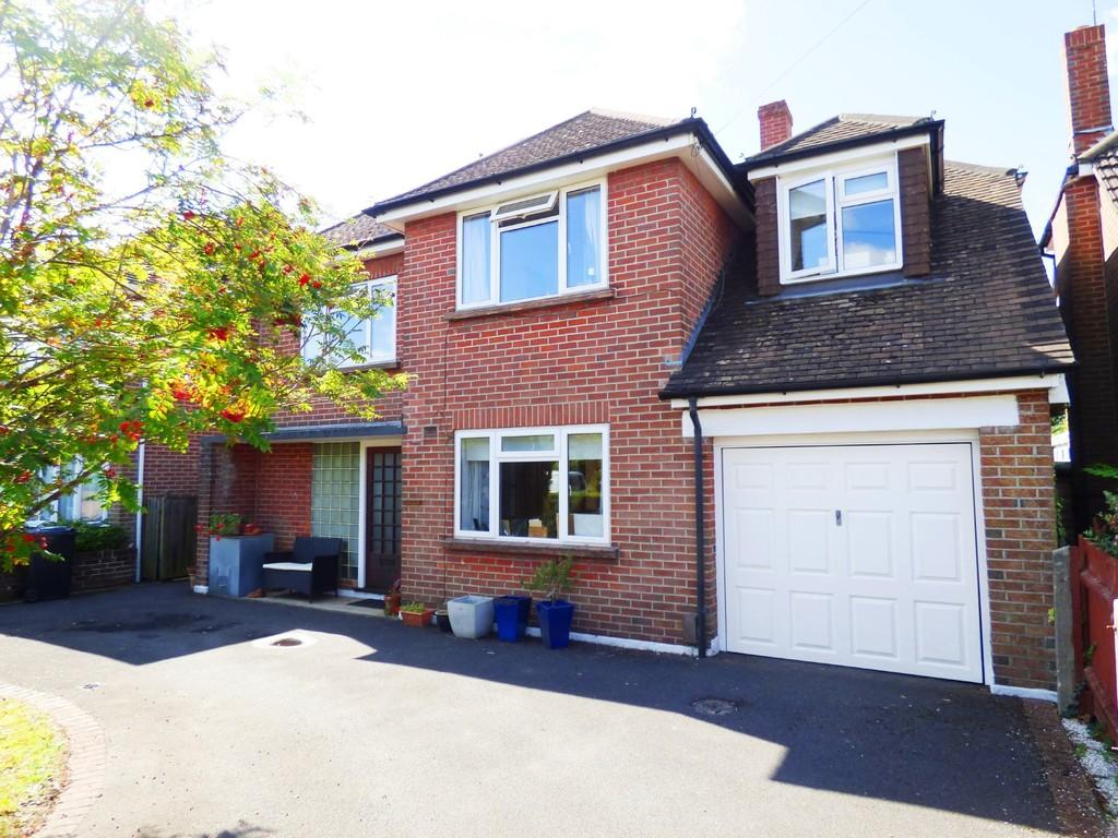 4 Bedrooms Detached House for sale in Parkstone Heights, Poole