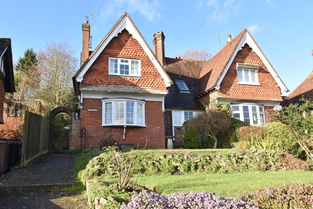2 Bedrooms Semi Detached House for sale in Witley