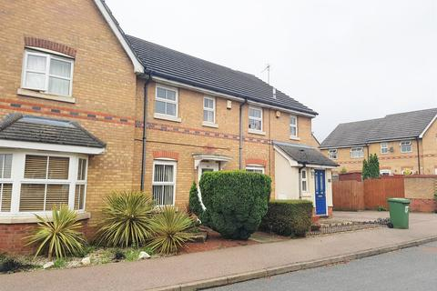 2 bedroom terraced house to rent - Dussindale
