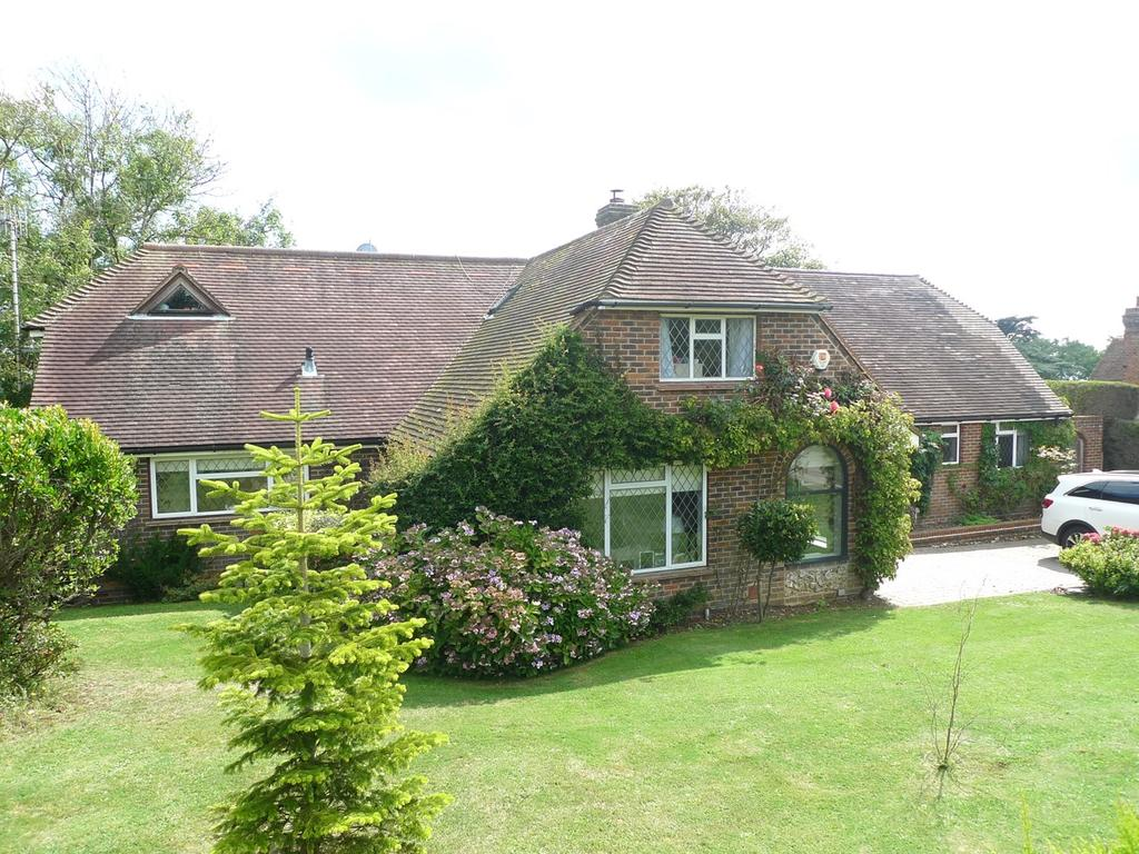 5 Bedrooms Detached House for sale in The Brow, Friston, BN20
