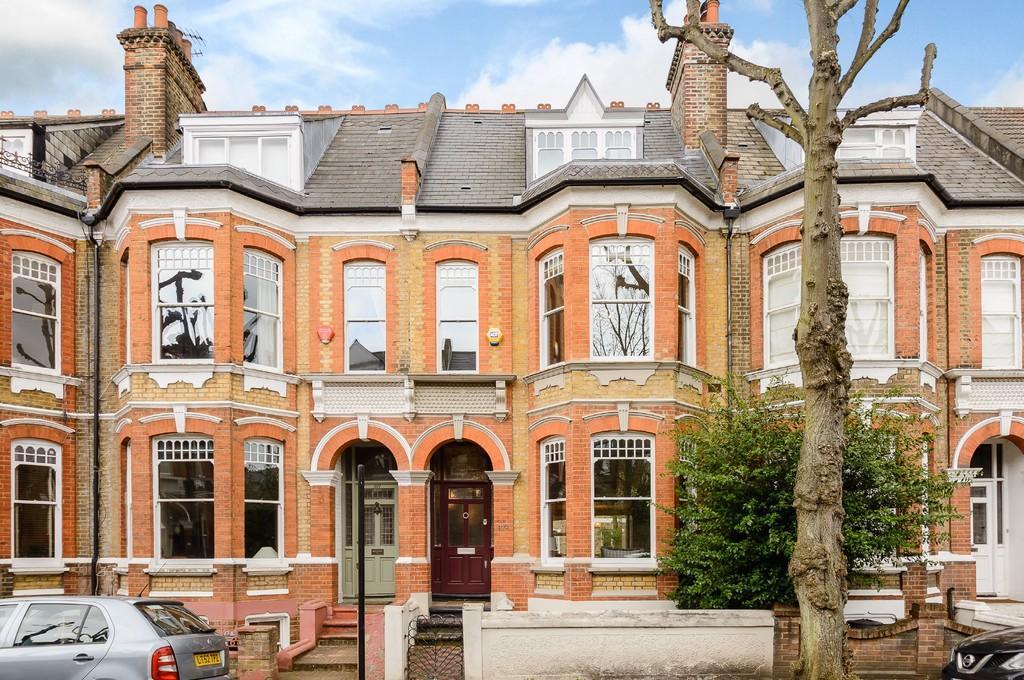 5 Bedrooms Terraced House for sale in Sotheby Road, London, N5 2UT