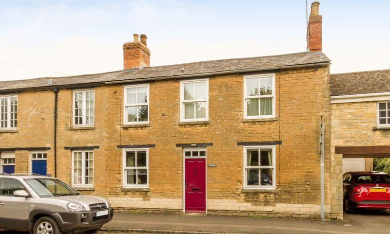 3 Bedrooms Terraced House for sale in Broad Street, Bampton