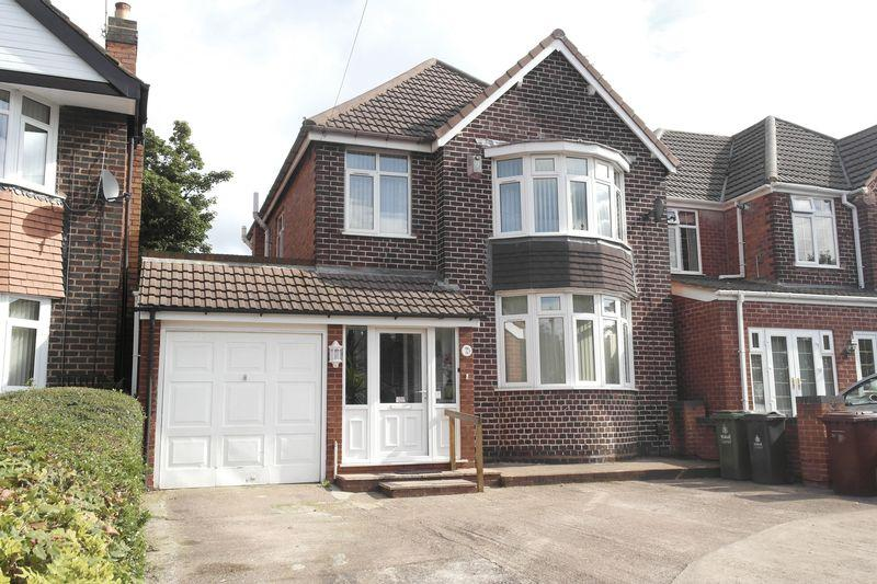 3 Bedrooms Detached House for sale in Delves Road, Walsall
