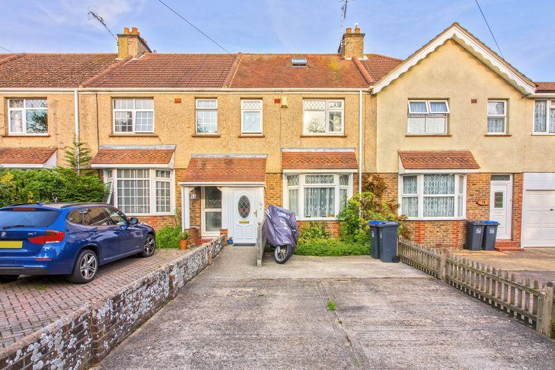 4 Bedrooms Terraced House for sale in Hill Barn Lane, Worthing