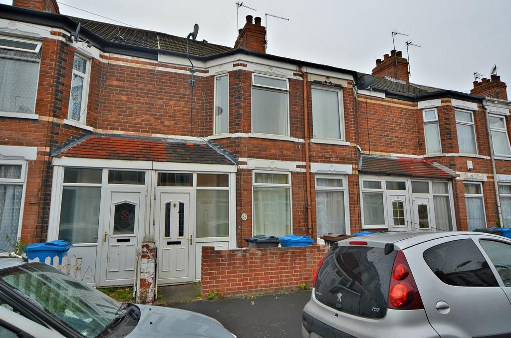 2 Bedrooms Terraced House for sale in 49 Huntingdon Street, Hull, hU4 6QJ
