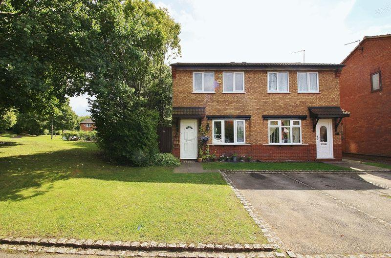 2 Bedrooms Semi Detached House for sale in Osborne Drive, Darlaston