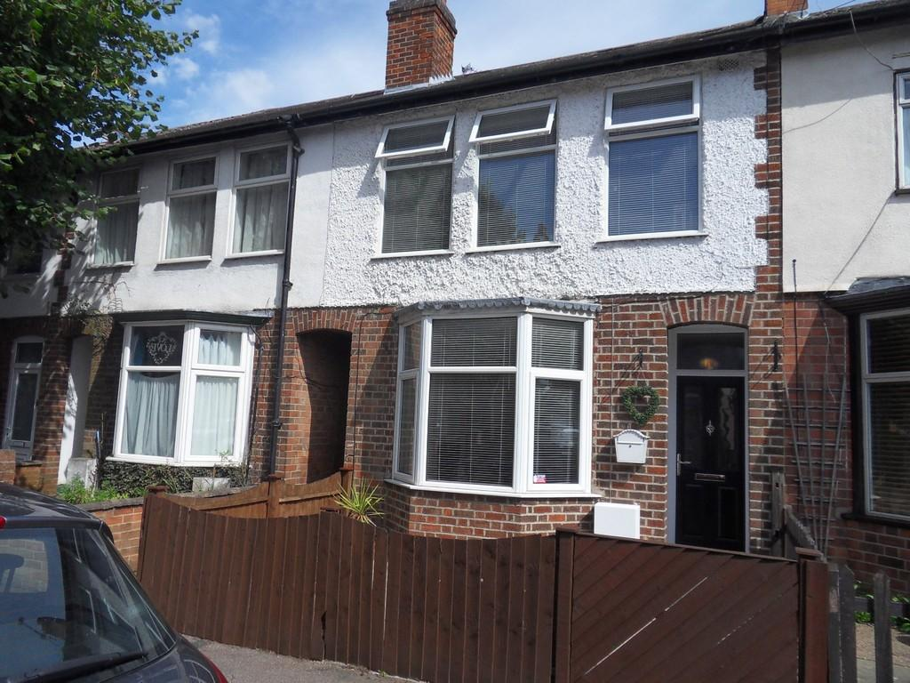 3 Bedrooms Terraced House for sale in Albert Promenade, Loughborough