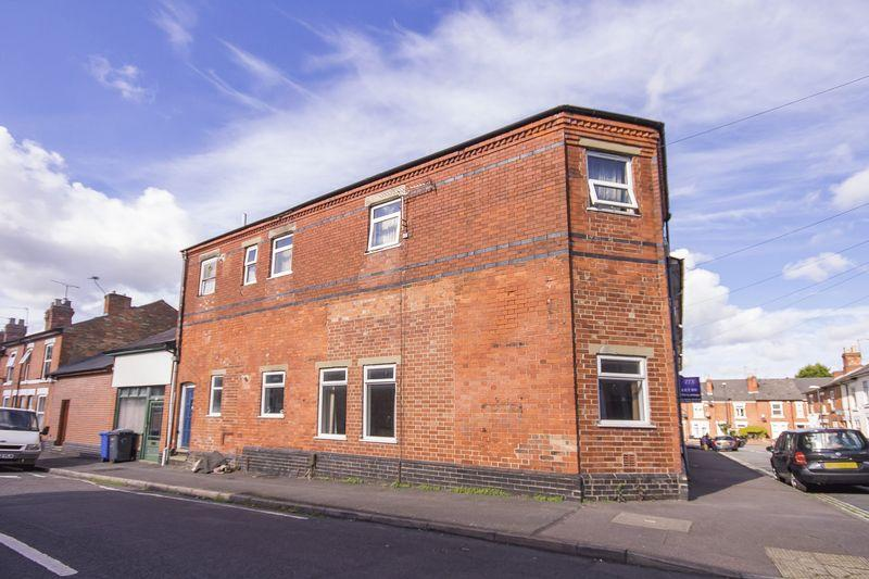 2 Bedrooms Apartment Flat for sale in Walter Street, Derby