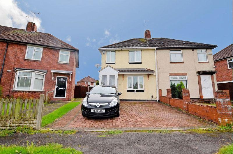 3 Bedrooms Semi Detached House for sale in Hales Lane, Smethwick