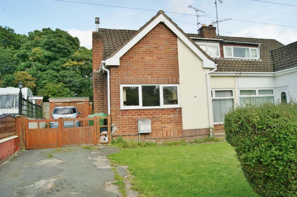 4 Bedrooms Semi Detached Bungalow for sale in Trefynant Park, Acrefair