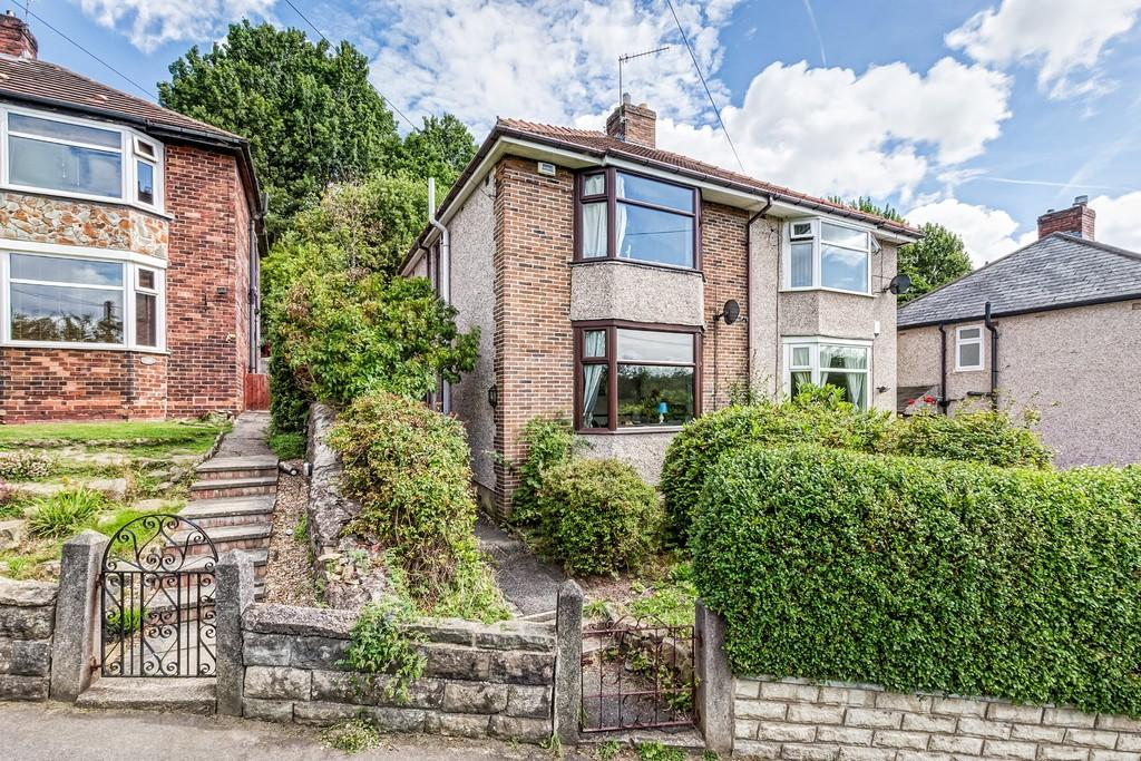 2 Bedrooms Semi Detached House for sale in Loxley Road