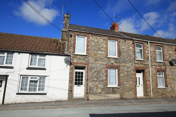 3 Bedrooms Terraced House for sale in Water Street, Kidwelly, Carmarthenshire