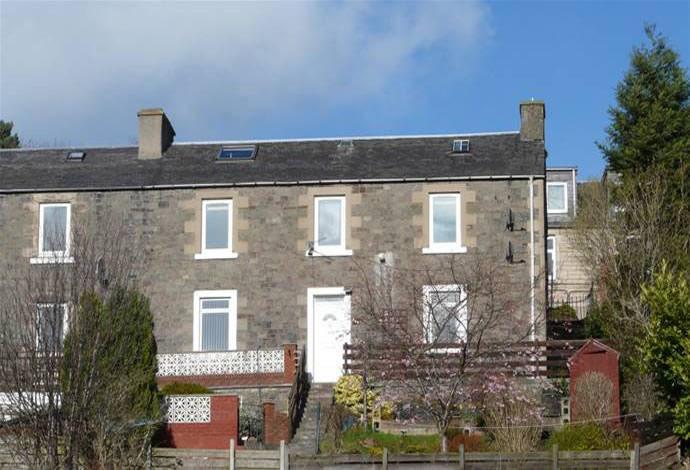 1 Bedroom Flat for sale in 235 Magdala Terrace, Galashiels, TD1 2HT
