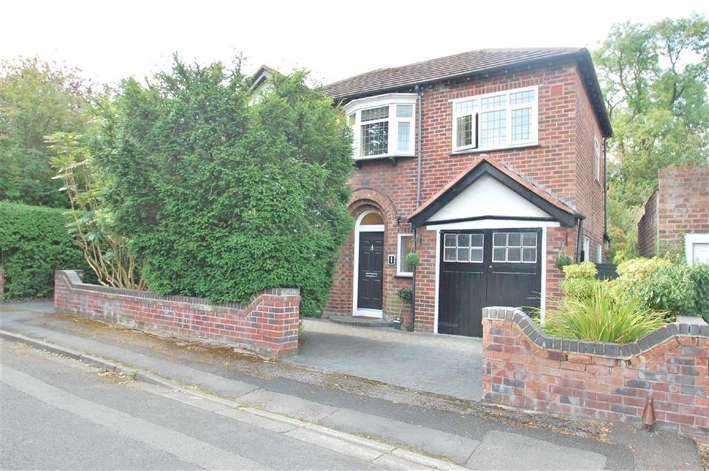 4 Bedrooms Detached House for sale in Shaftesbury Avenue, Cheadle Hulme, Cheshire