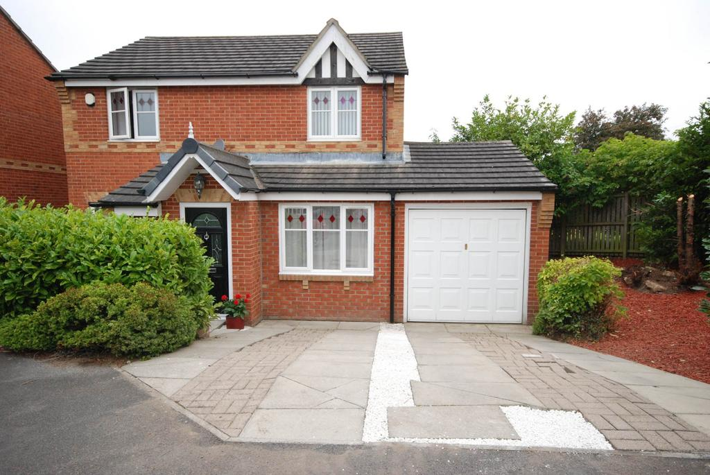 3 Bedrooms Detached House for sale in Calthwaite Close, Hylton Castle