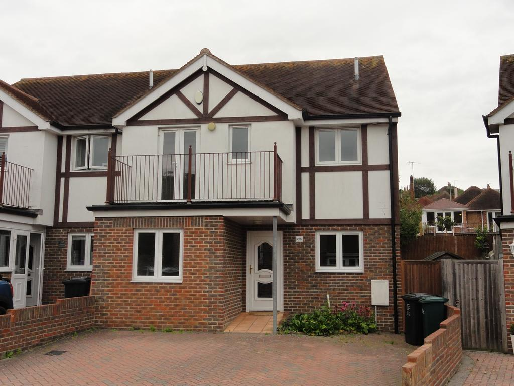 3 Bedrooms Semi Detached House for sale in Goldstone Crescent, Hove BN3