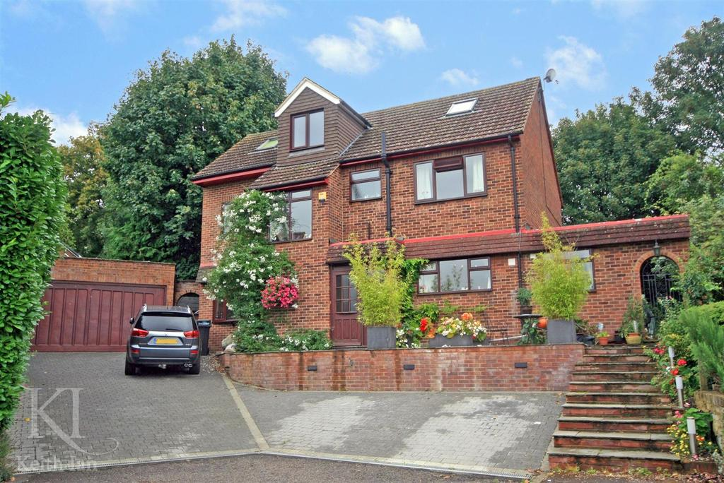 6 Bedrooms Detached House for sale in Widbury Gardens, Ware