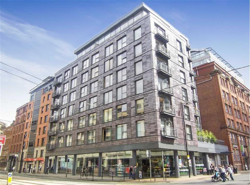 1 Bedroom Apartment Flat for sale in 23 Church Street, Northern Quarter, Manchester, M4
