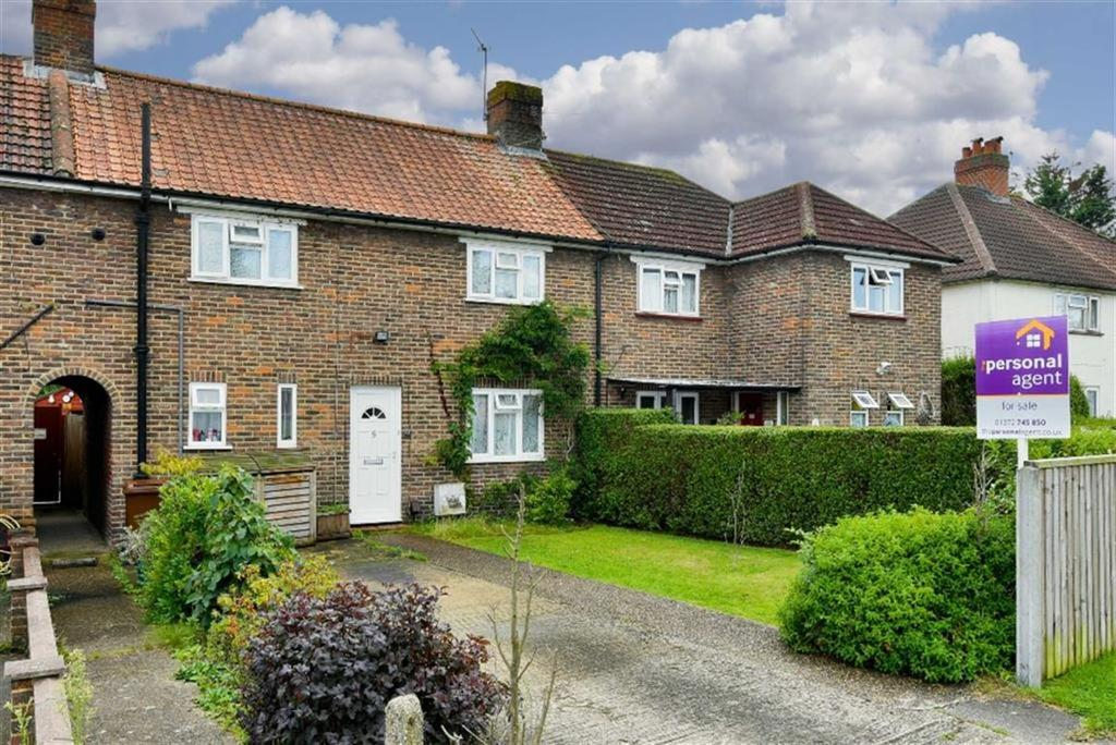 3 Bedrooms Terraced House for sale in Tichmarsh, Epsom, Surrey