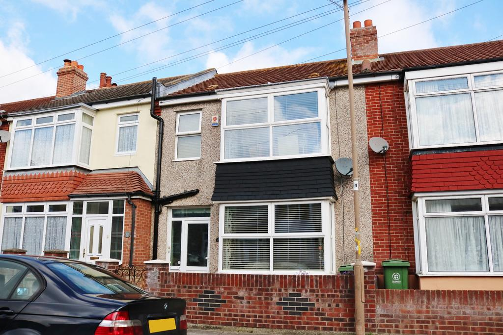 3 Bedrooms Terraced House for sale in Copnor, Portsmouth