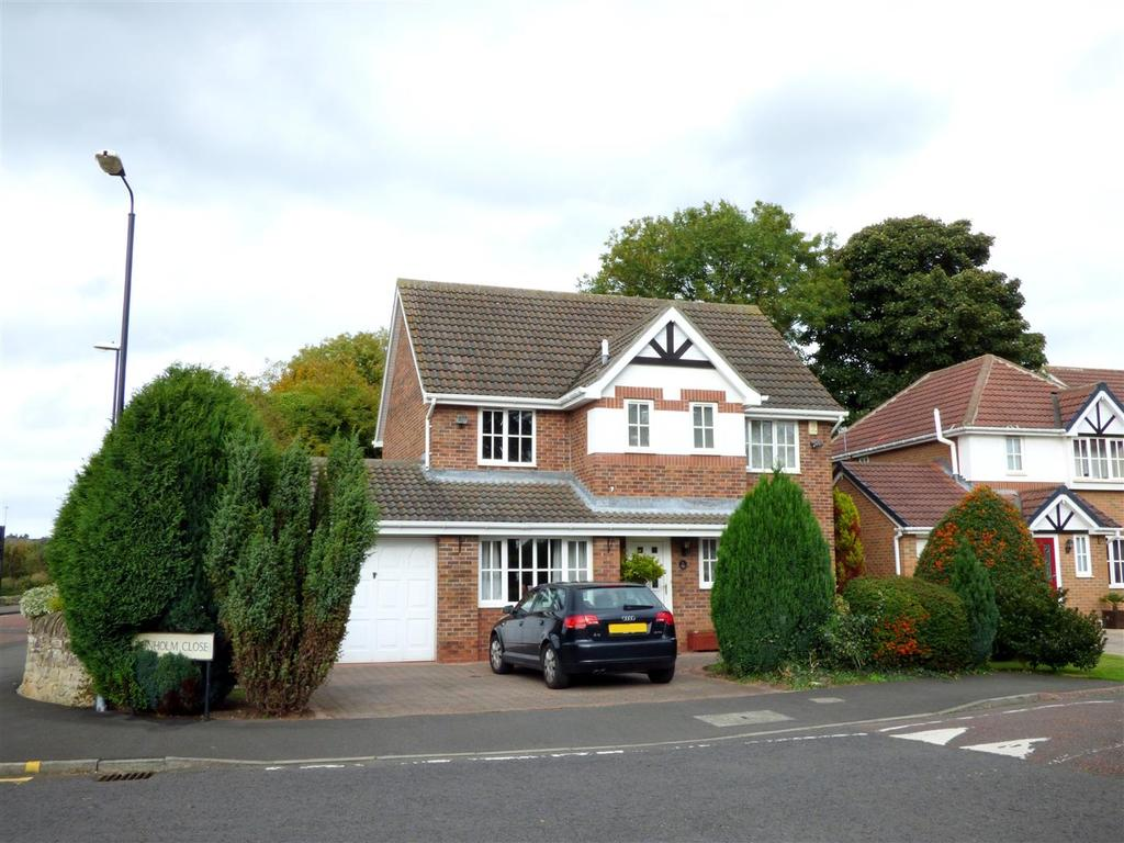 5 Bedrooms Detached House for sale in Dunholm Close, Houghton Le Spring