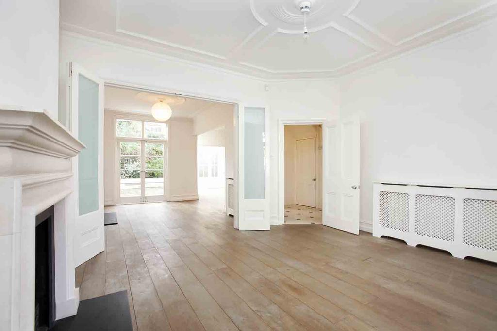 5 Bedrooms House for rent in Gainsborough Road, Chiswick