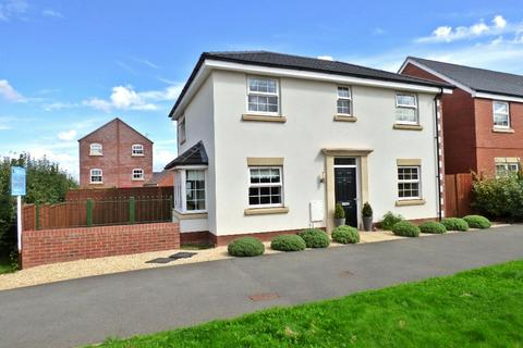 4 bedroom detached house for sale - Dymock Red Walk, The Furlongs, Holmer, Hereford