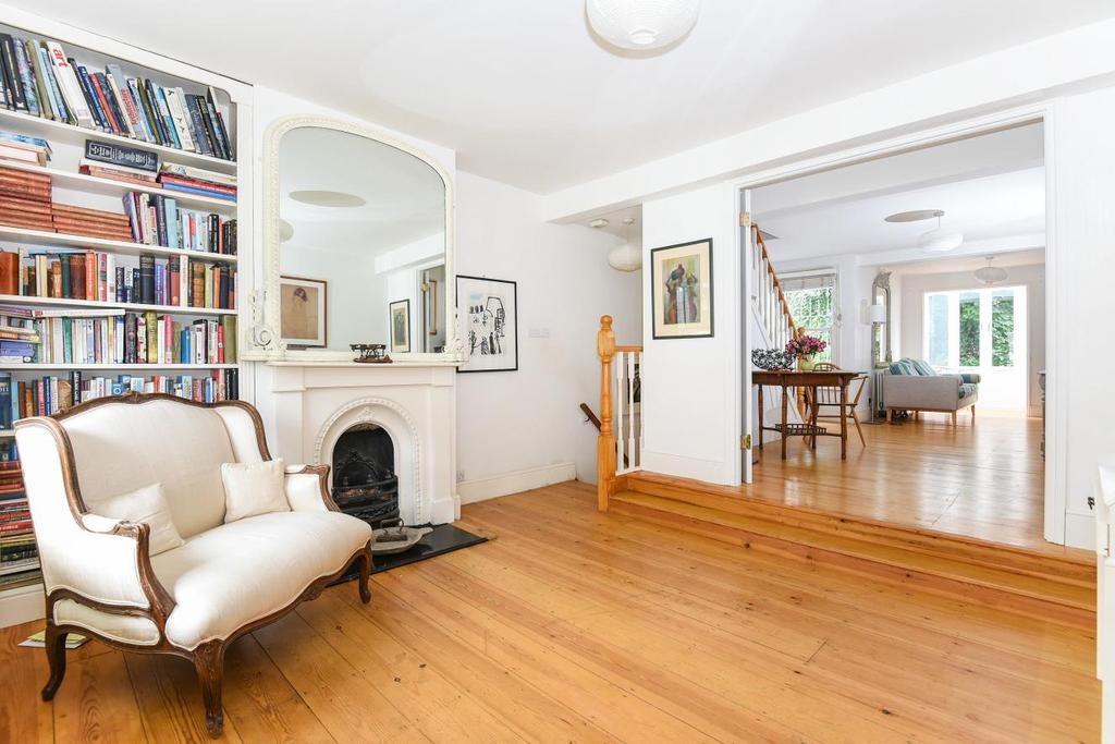 2 Bedrooms Terraced House for sale in Belvedere Road, Crystal Palace
