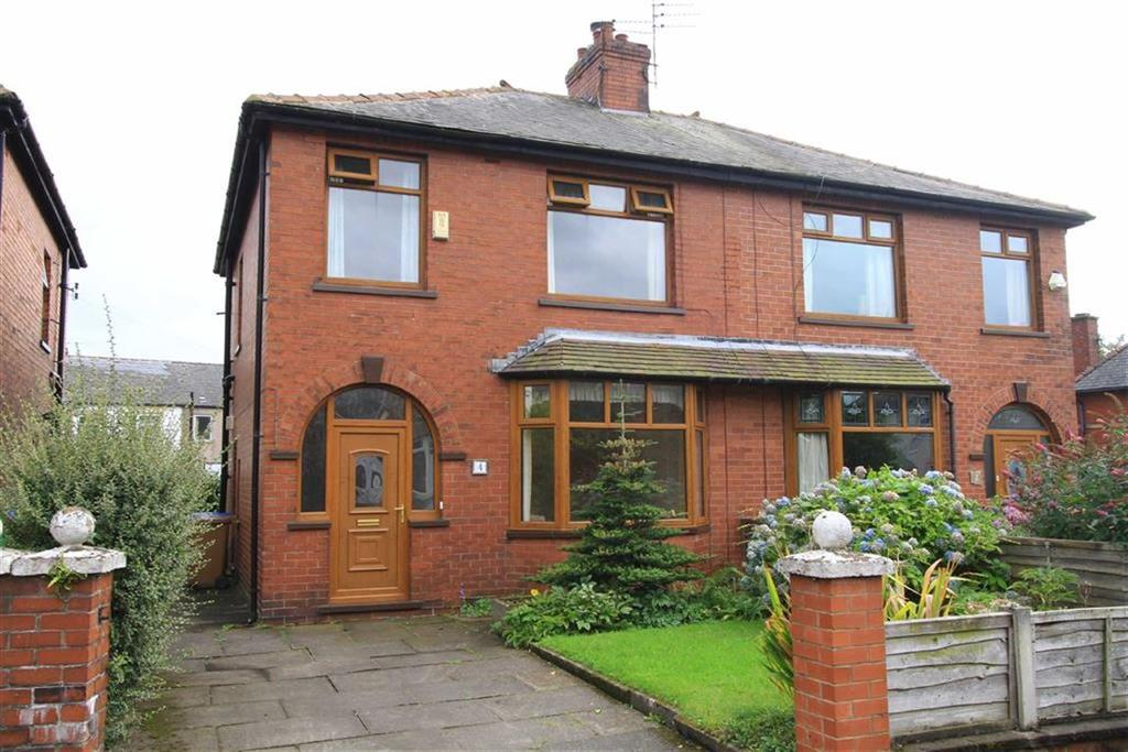 3 Bedrooms Semi Detached House for sale in 4, Madeley Gardens, Meanwood, Rochdale, OL12