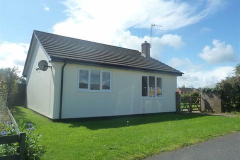 2 bedroom bungalow to rent - Witheridge, Tiverton, Devon, EX16