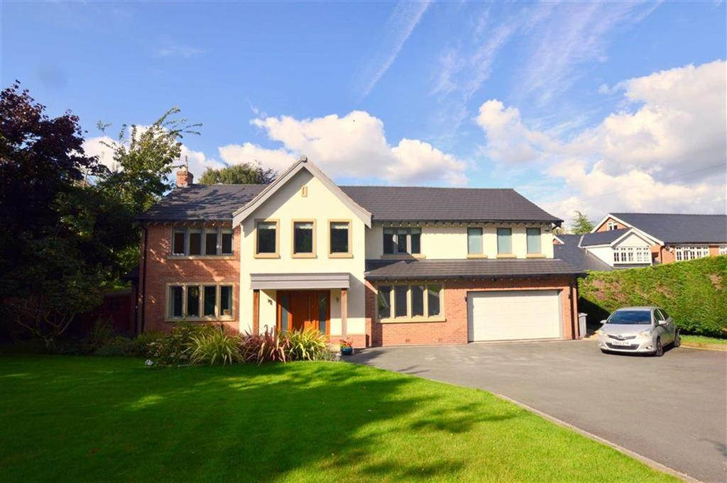 5 Bedrooms Detached House for sale in Grey Road, Altrincham, Cheshire, WA14