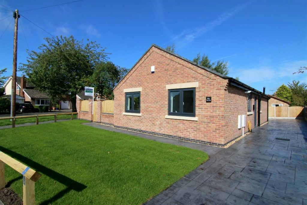 3 Bedrooms Detached Bungalow for sale in Ringway, Waverton