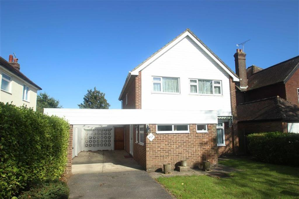 3 Bedrooms Detached House for sale in Old Manor Road, Rustington, West Sussex